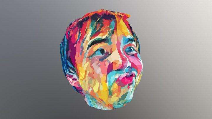 BELLUS 3D / Self Portrait 3D Model