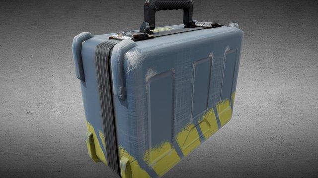 GAP Case Final 3D Model