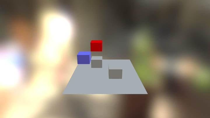 test lighting 3D Model