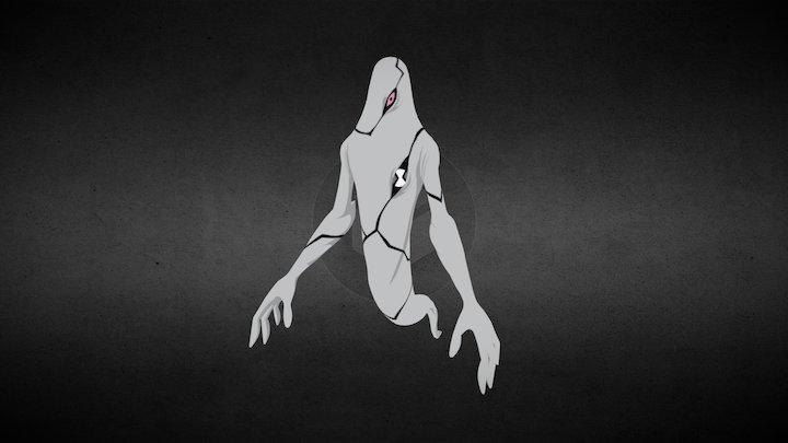 Ghostfreak 3D Model