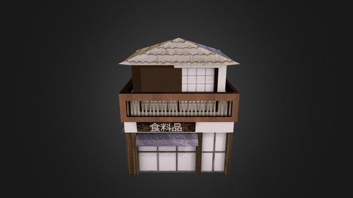Grocery 3D Model