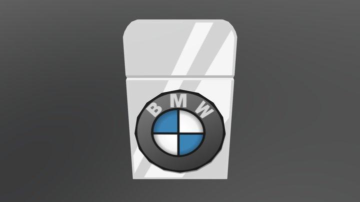 Strong Bad's BMW Lighter 3D Model