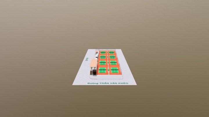 SUA QUANCF 3D Model