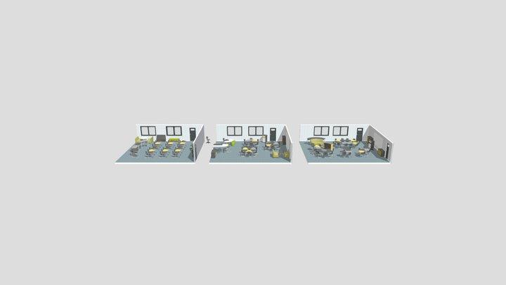 Single Cell Plan - Switch Sytem 3D Model