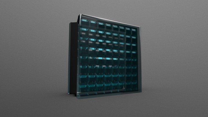 Glassblock 3D Model