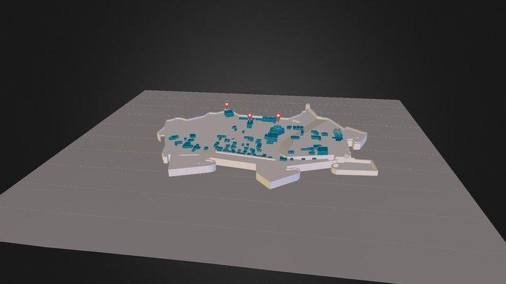 Archive 2 3D Model