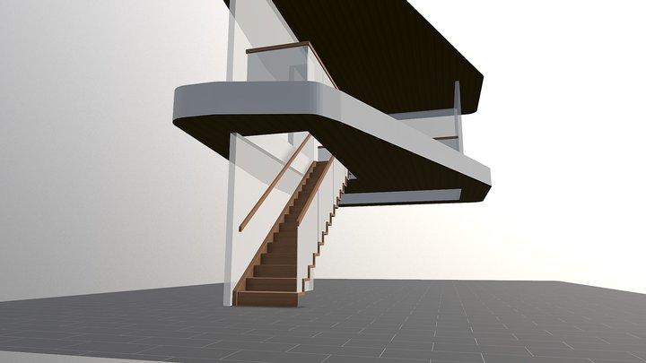 Trevare-S 3D Model