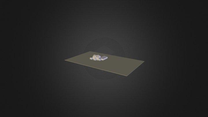 Gusselby 3 D 3D Model
