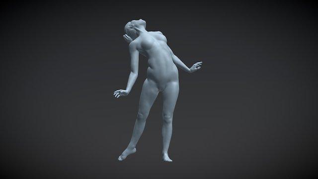 Movement no2 3D Model