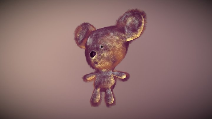 Misha 3D Model