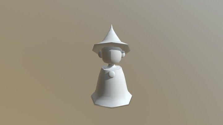 Matilda 3D Model