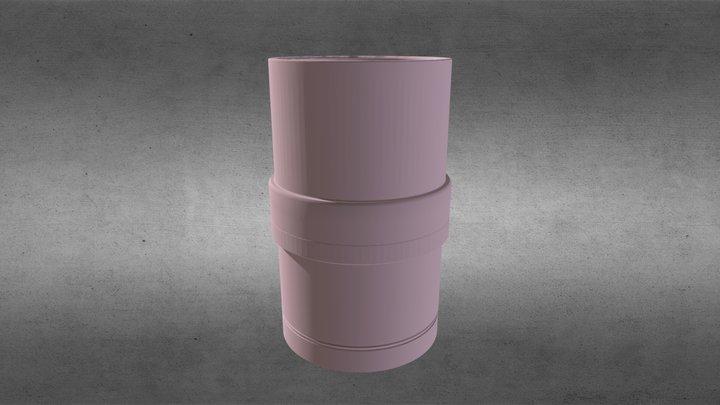 Shaft Sleeve 3D Model