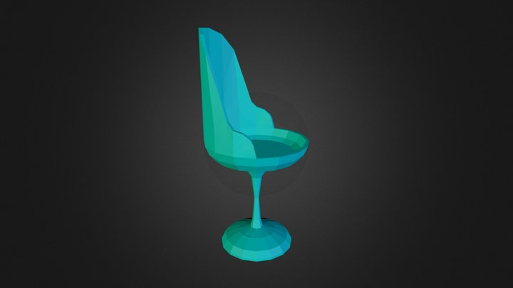 Seat Solid Base 3D Model