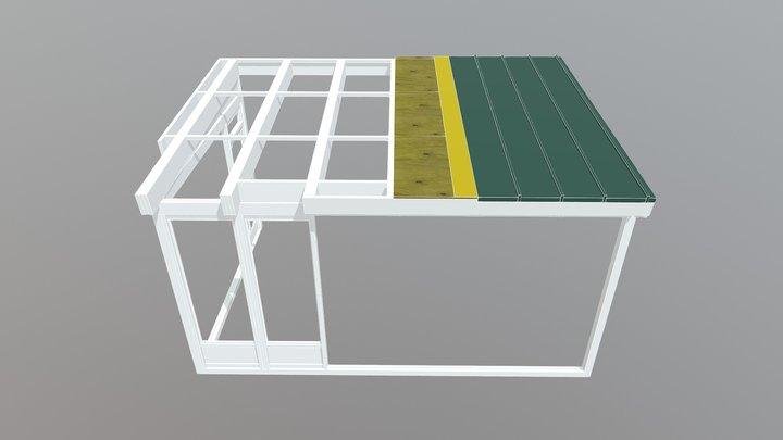 Seal Cove - Construction Detail 3D Model