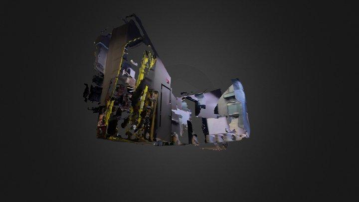 Shop2 3D Model