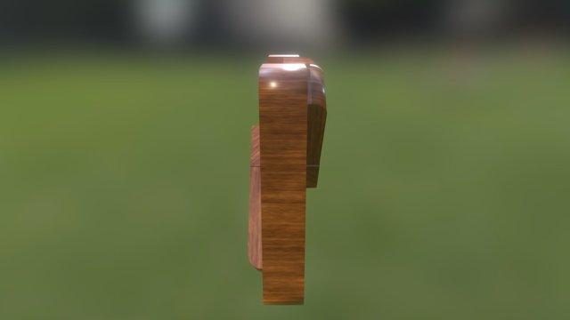 Realistic Wood Materials Interior Luxure 3D Model