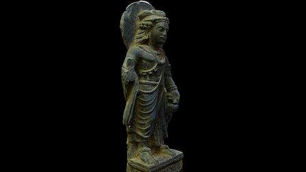 Standing Maitreya | 彌勒菩薩站像 3D Model