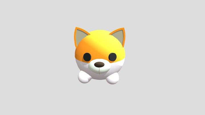 Shiball 3D Model