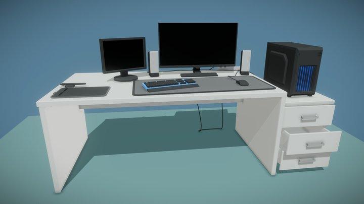My Workspace. XYZ 3D Model