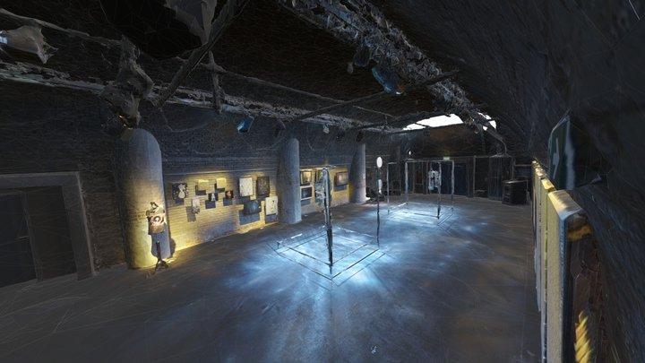 Sci-Fi-Festival 2017 - Art exhibition 3D Model