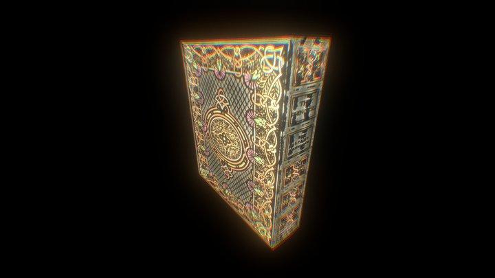 Magical Book! 3D Model