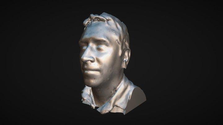 Scan Jorge Luis (FBX) 3D Model