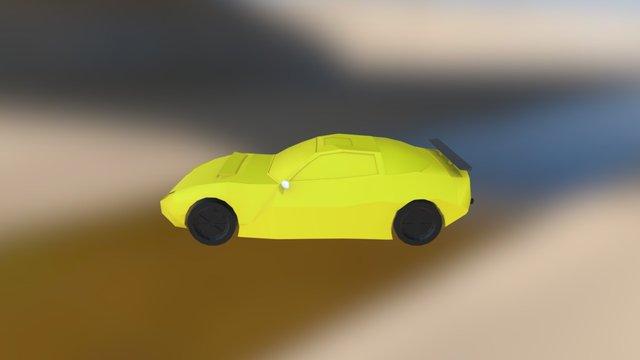 planos Vehiculo 3D Model