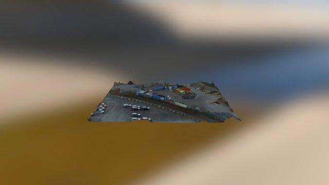 Trekanten_1 3D Model