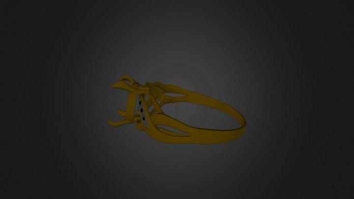 Ring N080111 3D Model