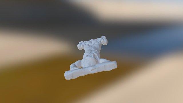 Italian E Bay Sword Hilt 3D Model