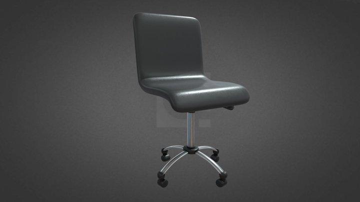Hazel Chair Hire 3D Model