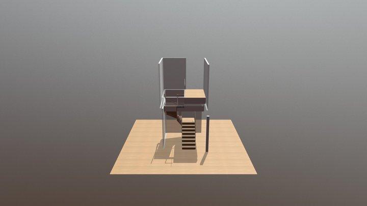 Benum 3D Model