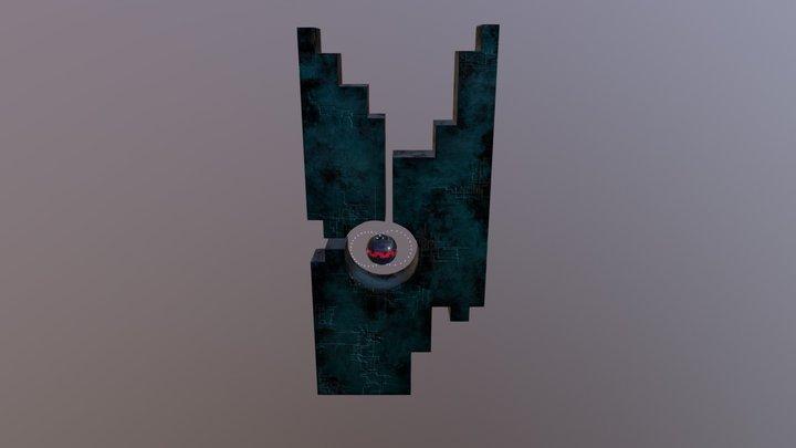 Gravity Rock 3D Model