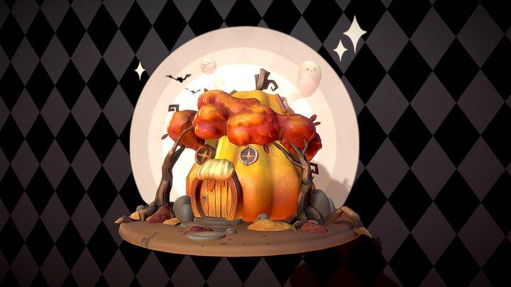 Spoopy Halloween! 3D Model