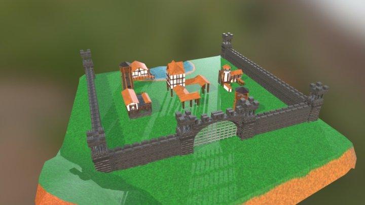 Age of Empires II (TP) 3D Model