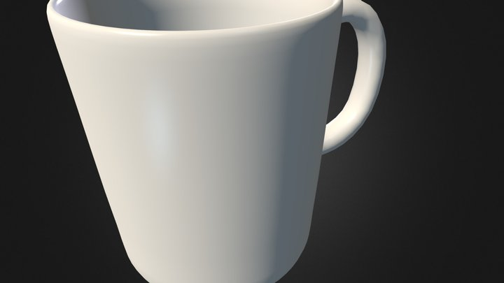 cup.blend 3D Model