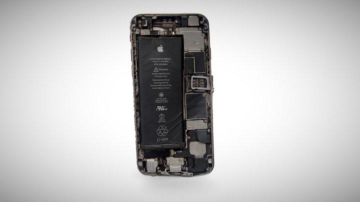 Please help! I've broken my iPhone. 3D Model