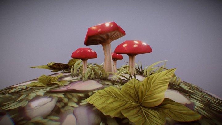 Details Prop 3D Model
