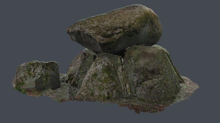 Kaloe Stordysse 3D Model