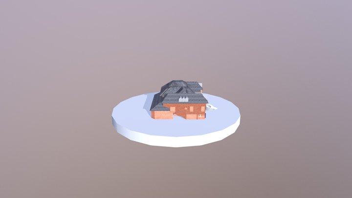 Matthew Robinson Environment 3D Model