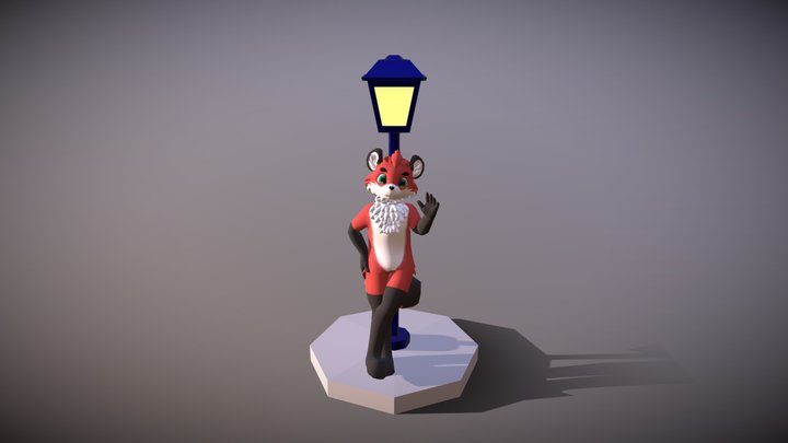 Niz 3D Model