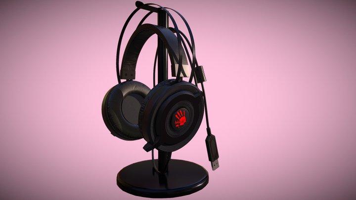 Bloody G520 3D Model