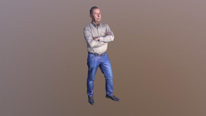 JEAN-LOUIS-KALLAY 3D Model