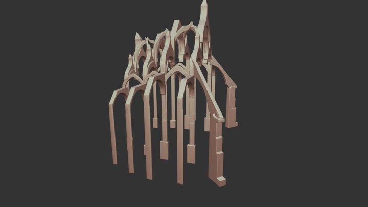 building tests04 3D Model