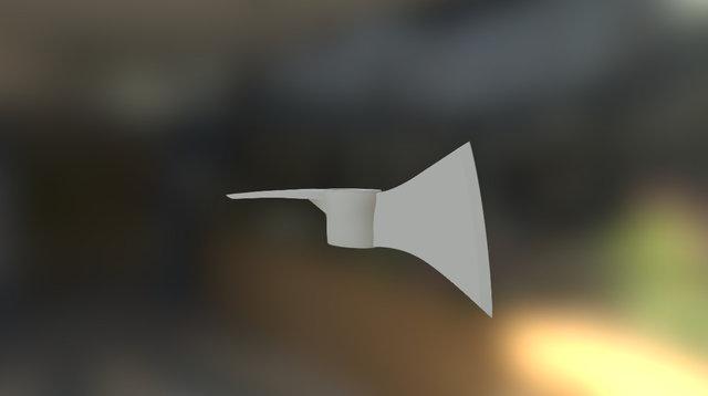 Sekeromotyka 3D Model
