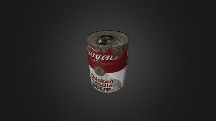 Can_Single 3D Model