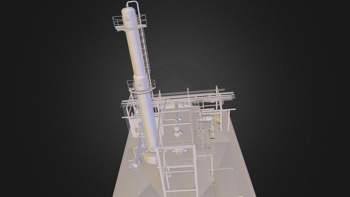 stab 3D Model