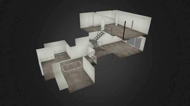 galeria 3D Model