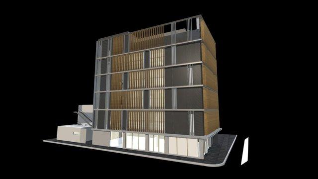 ERREqERRE / Fortius 3D Model