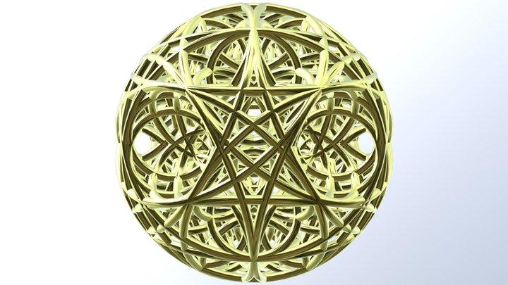 Lifefemcube 3D Model